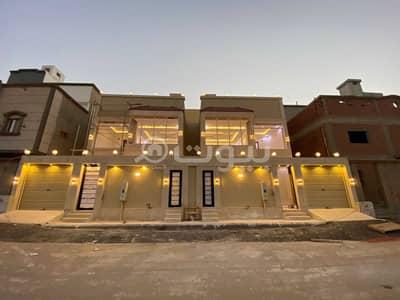 فیلا 6 غرف نوم للبيع في جدة، المنطقة الغربية - فيلتين للبيع مع ملحق في حي الفروسية، جنوب جدة