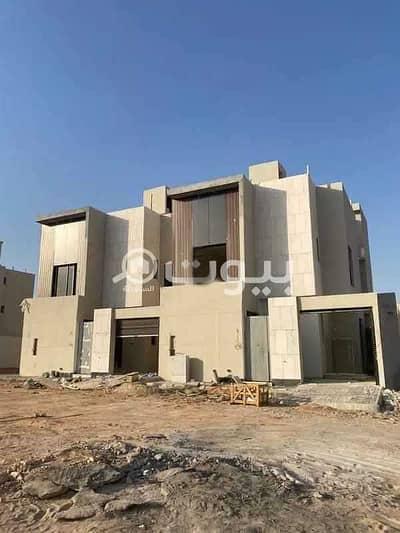 4 Bedroom Villa for Sale in Riyadh, Riyadh Region - Villa | staircase in the hall for sale in Al Mahdiyah district, west of Riyadh
