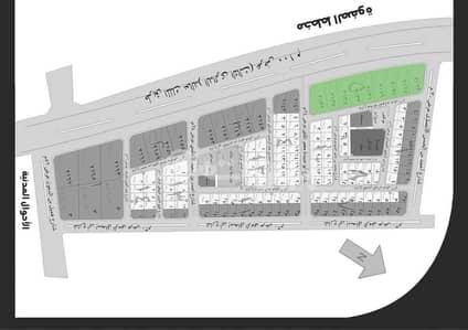 ارض تجارية  للبيع في المدينة المنورة، منطقة المدينة - أرض تجارية للبيع مقابل مخطط الصفوة المدينة المنورة
