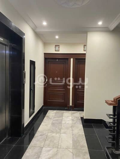 2 Bedroom Flat for Rent in Jeddah, Western Region - Super Lux Roof Apartment for rent in Al Rawdah, north of Jeddah