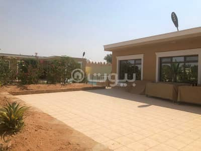 استراحة  للبيع في الدرعية، منطقة الرياض - إستراحة للبيع في العمارية، الدرعية