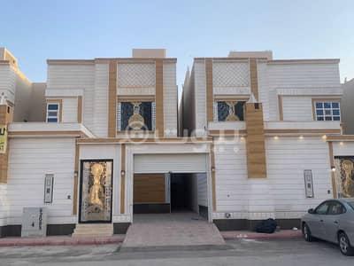 6 Bedroom Villa for Sale in Riyadh, Riyadh Region - Distinctive villa for sale in Al Ghroob Neighborhood, Tuwaiq