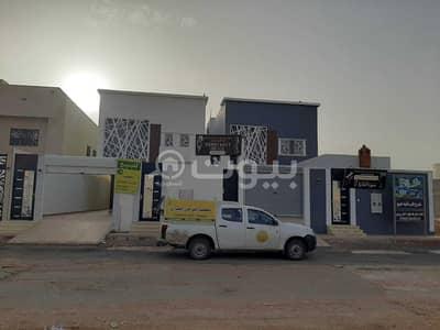 4 Bedroom Villa for Sale in Hail, Hail Region - Two Duplex Villas For Sale In Al Nafl, Hail