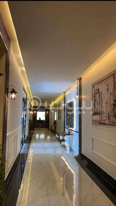 3 Bedroom Flat for Rent in Riyadh, Riyadh Region - Family apartment for rent in Al-Malqa district, north of Riyadh