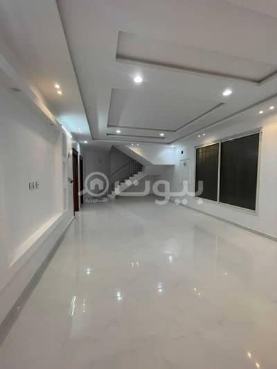 5 Bedroom Villa for Sale in Riyadh, Riyadh Region - Villa with internal stairs and 2 apartments for sale in Tuwaiq, west of Riyadh