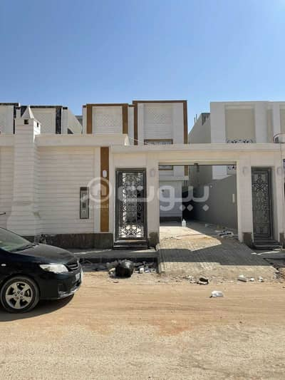 4 Bedroom Villa for Sale in Riyadh, Riyadh Region - Attached villa for sale in Al Ghroob Neighborhood, Tuwaiq
