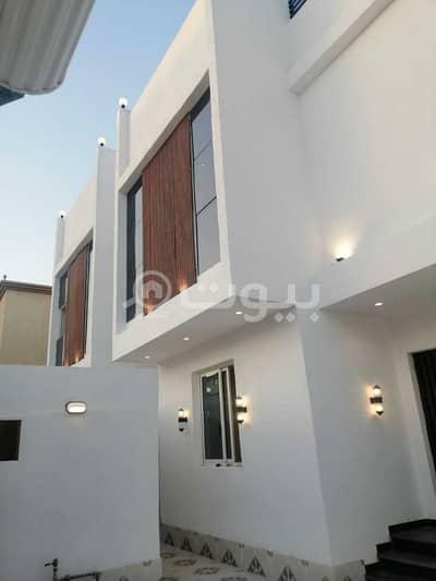 4 Bedroom Villa for Sale in Jeddah, Western Region - Modern 2-Floor Villas for sale in Al Salehiyah, North of Jeddah