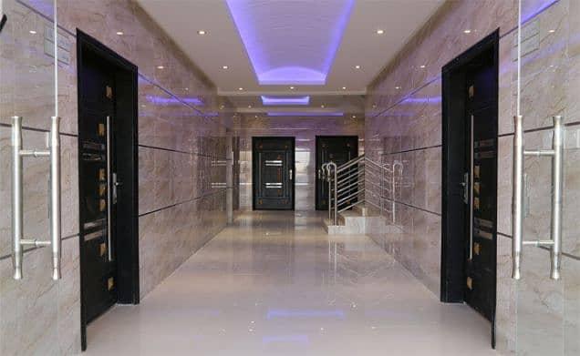 مشروع السلطان 20 (A)  شقة رقم 1