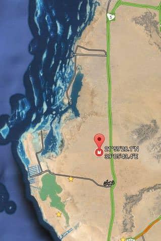 ارض سكنية  للبيع في جدة، المنطقة الغربية - أرض كبيرة للبيع في جوهرة العروس , جدة