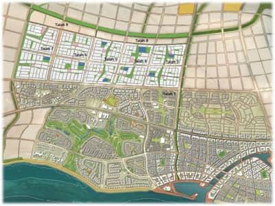 ارض سكنية  للبيع في مدينة الملك عبدالله الاقتصادية، المنطقة الغربية - حيث المستقبل المشرق لاسرتك ، التالة جاردنز