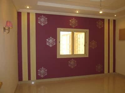 3 Bedroom Flat for Sale in Jeddah, Western Region - شقة أمامية للبيع في حي بن لادن / جدة على شارعين مشروع ( بن لادن 548)