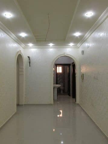 شقة أمامية للبيع في حي الحرمين 1  / جدة مشروع ( خلف المزرعة )