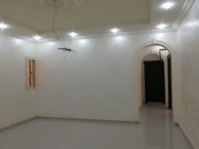 شقة للبيع في حي الحرمين 1 جدة مشروع ( خلف المزرعة )