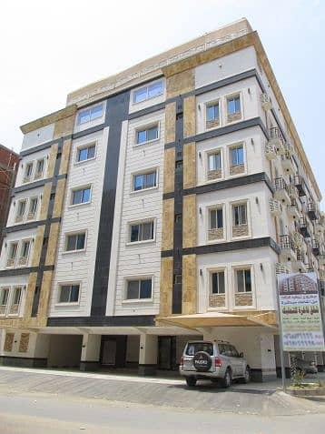 شقة للبيع في حي النزهة - جدة  مشروع جوهرة النزهة على شارع