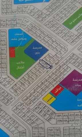 أرض من قطعتين للبيع في مخطط 29 ج س /أ خليج سلمان - جدة