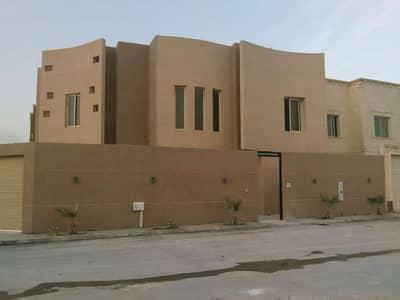 فيلا درج صالة جنوبي 15 غربي شمال الرياض حي الياسمين