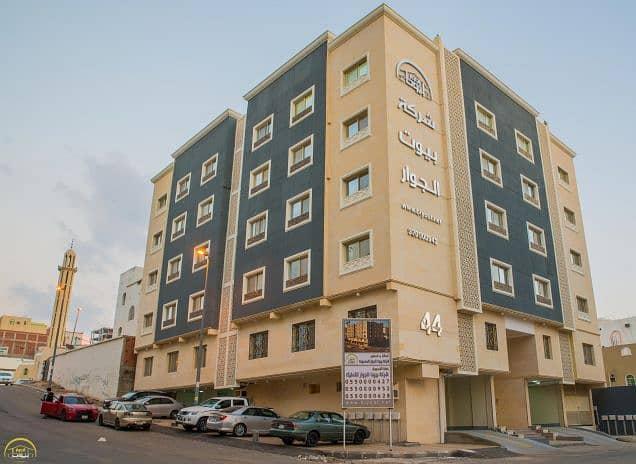 شقة خلفية دور ثالث متكرر للبيع في حي الخالدية 2 / مكه المكرمة