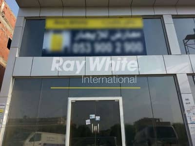 Showroom for Rent in Jeddah, Western Region - Large Showrooms for Rent in Taybah District (Al Rehaily Area)