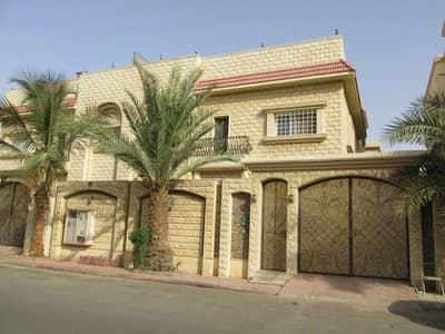 فیلا 4 غرف نوم للايجار في الرياض، منطقة الرياض - فيلا مساحتها الداخلية واسعة للايجار في المحمدية، جدة