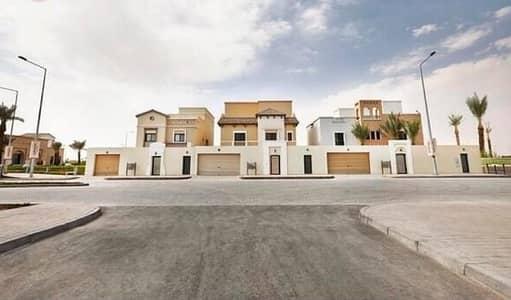 فیلا 3 غرف نوم للايجار في الرياض، منطقة الرياض - فيلا زاوية للإيجار داخل كمباوند مشارف هيلز
