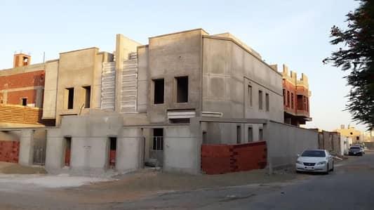 Villa for Sale in Jeddah, Western Region - فيلتين على أرض واحدة للبيع بمخطط النور بجدة