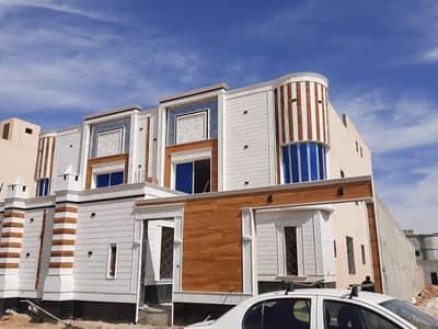 فیلا 6 غرف نوم للبيع في القويعية، منطقة الرياض - فيلا دوبلكس مساحة ٣٢٥متر حي الحزم السعر ٩٨٠الف بيع