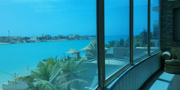 شاليه 7 غرف نوم للبيع في جدة، المنطقة الغربية - شاليه راقي وبشاطئ رملي وقريب من البحر المفتوح للبيع في درة العروس