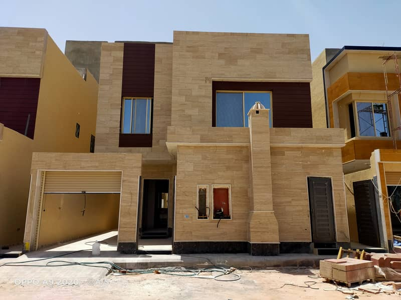فيلا للبيع مساحة 315 متر بحي القادسية شرق الرياض