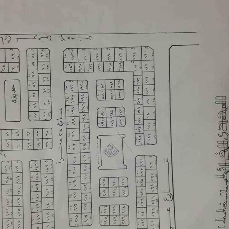 أرض للبيع بمخطط بقشان 188 بأبحر الشمالية جدة | 400 م2