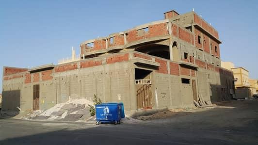 10 Bedroom Villa for Sale in Jeddah, Western Region - Villa under construction 900sqm for sale in Al Sheraa - jeddah