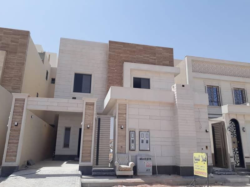فيلا درج صالة وشقتين للبيع بحي القادسية - الرياض