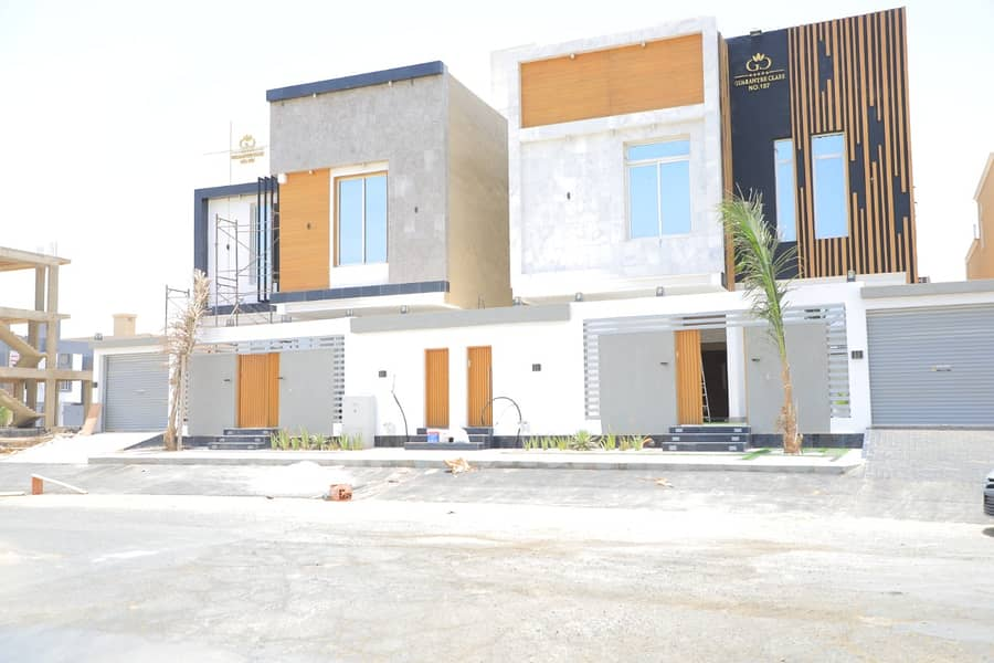 Modern Villa with 2 pools for sale in Obhur Al Shamaliyah, Jeddah