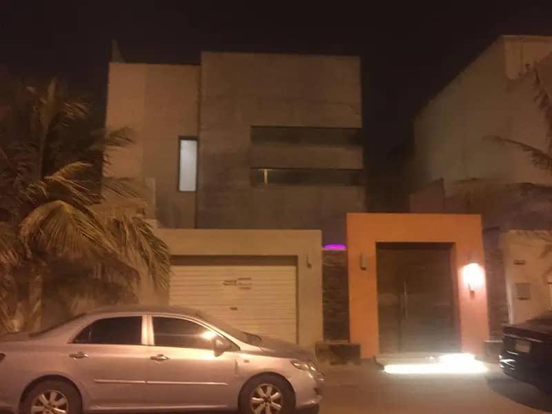 Villa modern for sale in Golden Beach Obhur Al Shamaliyah - jeddah
