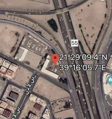 ارض تجارية  للبيع في جدة، المنطقة الغربية - أرض تجارية للبيع في حي الروابي - جدة
