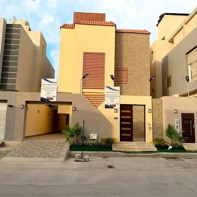 4 Bedroom Villa for Sale in Riyadh, Riyadh Region - Villa for sale in Al Yasmin 252 SQM
