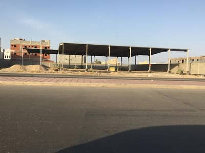 ارض تجارية  للايجار في جدة، المنطقة الغربية - أرض تجارية للإيجار بمخطط الرياض (أ)، شمال جدة