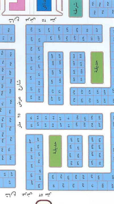 Residential Land for Sale in Jeddah, Western Region - For sale 2 residential lands in Obhur Al Shamaliyah, North Jeddah