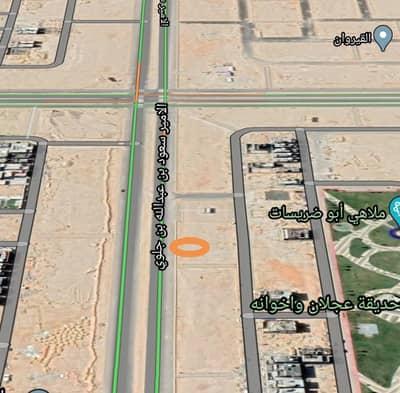 ارض تجارية  للبيع في الرياض، منطقة الرياض - أرض تجارية للبيع في القيروان بالرياض 1900 م2