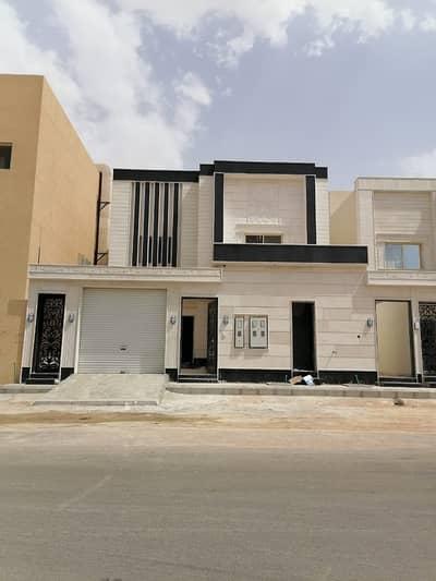 فیلا 4 غرف نوم للبيع في الرياض، منطقة الرياض - فيلا زاوية للبيع بحي قرطبة، الرياض|438م2