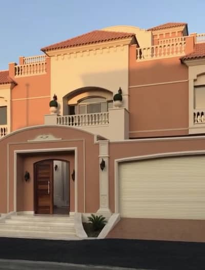 8 Bedroom Villa for Sale in Jeddah, Western Region - Villa for sale in Jeddah Al Muhammadiyah 660 SQM