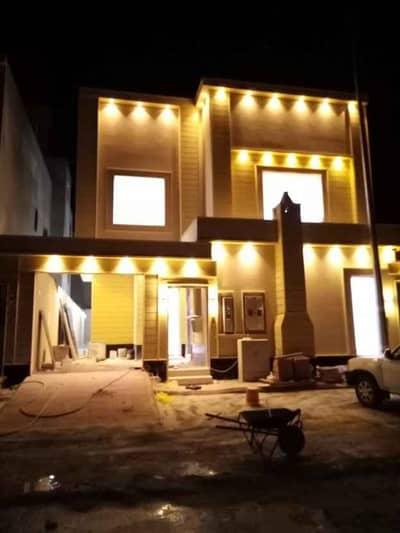 فیلا 4 غرف نوم للايجار في الرياض، منطقة الرياض - فيلا للإيجار بحي المونسية شارع محمد عبدالله البرقي