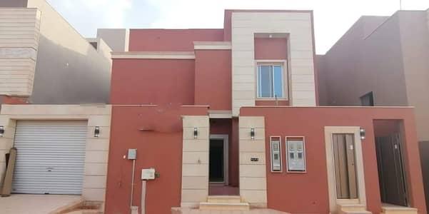 5 Bedroom Villa for Sale in Riyadh, Riyadh Region - للبيع فيلا نظام درج داخلي + شقتين مسروقه المساحه ٣٧٥م في حي النرجس جنوب سلمان السعر مليون و ٩٠٠ الف  رقم الاعلان 10933