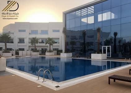 فیلا 5 غرف نوم للايجار في جدة، المنطقة الغربية - فيلا في كمباوند للإيجار في البساتين - أبحر الجنوبية