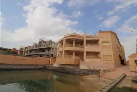 فیلا 7 غرف نوم للبيع في جدة، المنطقة الغربية - فيلا للبيع بمجمع المارينا، أبحر الشمالية بجدة