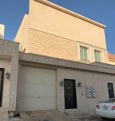 دور 3 غرف نوم للايجار في الرياض، منطقة الرياض - للإيجار دور أرضي في النخيل، الرياض