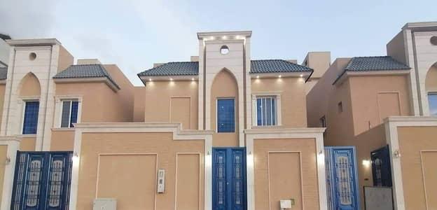 5 Bedroom Villa for Sale in Riyadh, Riyadh Region - For Sale Internal Staircase Villa In Al Qirawan, Riyadh