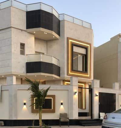 فیلا 7 غرف نوم للبيع في جدة، المنطقة الغربية - فيلا للبيع بالزمرد، جدة