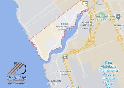 5 Bedroom Villa for Sale in Jeddah, Western Region - Luxurious Villa for sale overlooking on the sea in Obhur Al Shamaliyah