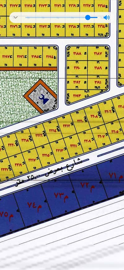 Residential Land for Sale in Jeddah, Western Region - Residential Land 887 SQM for sale in Taiba district