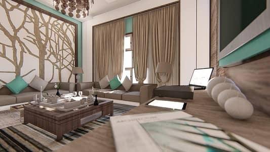شقة 5 غرف نوم للبيع في جدة، المنطقة الغربية - شقة فاخرة في مخطط التيسير، شمال جدة